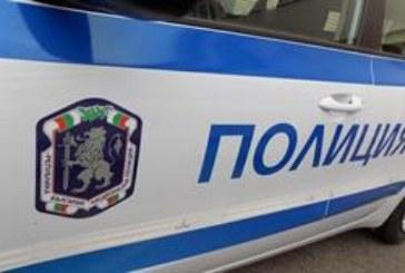 Полицейски тараш в Санданско, има задържан