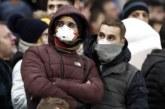 Футболист от Италия с коронавирус