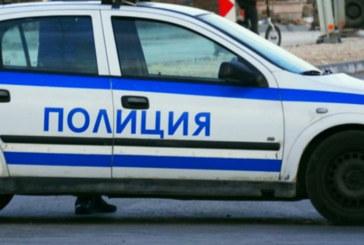 Полицията обискира къща в Сандански