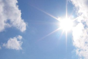 Облаци и слънце се редуват днес, максималните температури между 13° и 18°