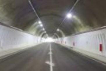 """От 10 ч. до 15 ч. днес движението в тунел """"Големо Бучино"""" на АМ """"Струма"""" в посока Перник се осъществява в активната лента"""