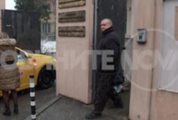Съдия Андон Миталов излезе в болничен