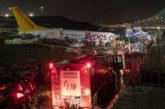 Три станаха жертвите на самолетната катастрофа в Истанбул