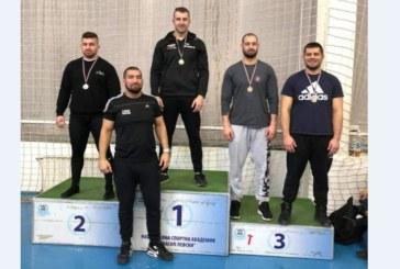 Национал от Полена стана държавен шампион по сумо и взе виза за европейското в Баку