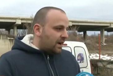Развиха болтовете на колата на свидетел срещу Данчо Катаджията
