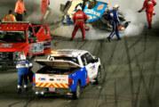 Mасово катастрофа помрачи състезанието Дейтона 500
