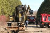 5 км тръби от водопровода Мало Бучино – Перник вече са положени