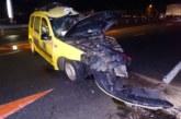 Шофьор на такси загина при тежката катастрофа край Железница