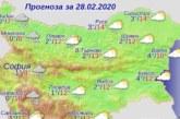 Времето: Облачно, ново понижение на температурите