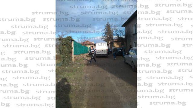STRUMA.BG с подробности за акцията в дупнишкото село Крайници