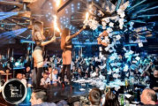 """Константин в центъра на бурен купон в клуб """"The Face"""""""