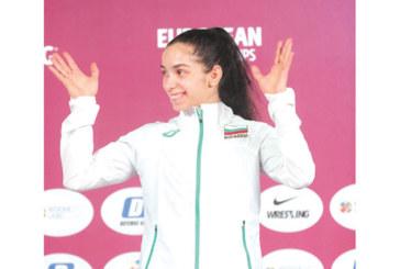 Европейската шампионка М. Селишка: Поднесох си най-скъпия подарък за ЧРД, оттук напред към олимпиадата