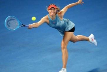 Мария Шарапова обяви, че спира с тениса