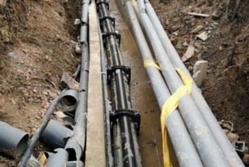 Остават 4 км до завършване на спасителния водопровод до Перник