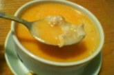 Супа от агнешки чревца и шкембе