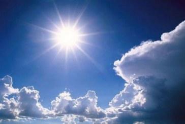 Облаци и вятър във вторник
