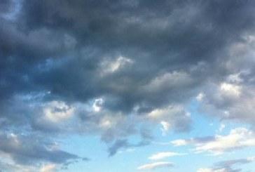 Облачно с валежи