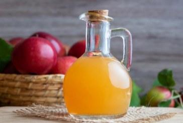 Ползи и заблуди от ябълковия оцет