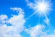 Ще се радваме на слънчево и топло време