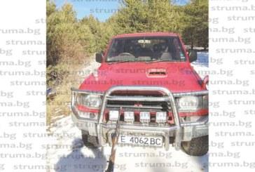 Автокрадци задигнаха джип от село Покровник, собствениците предприеха паралелно разследване