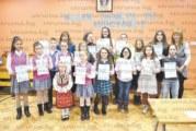 Децата на Разлог почетоха Апостола с рецитал-конкурс