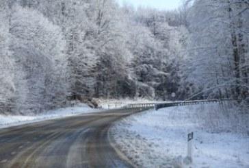 Новата седмица идва със сняг, температурите падат