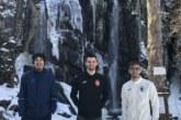 """Футболист на """"Славата"""" се качи до Боянския подопад да поддържа физическата си кондиция"""