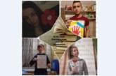 Учениците от Лесотехническата гимназия в Банско отбелязаха Благовещение онлайн