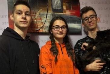 Ученици на ПМГ – Благоевград на крачка от европейската олимпиада по статистика