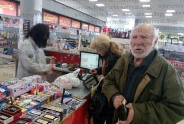 Обезлюдяването на Благоевград опразни китайските магазини много повече, отколкото страха от коронавируса