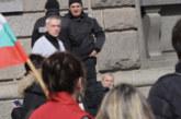 Спор между НСО и МВР заради протеста на медицинските сестри