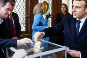 ИЗБОРИ ПО ВРЕМЕ НА ЗАРАЗА: Франция гласува на местен вот
