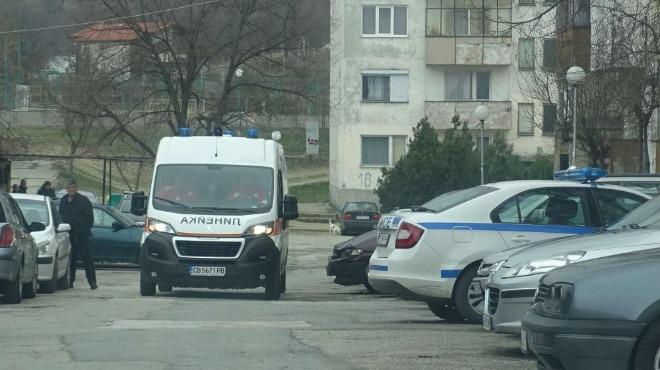 """Мъж се застреля в благоевградския кв. """"Еленово"""""""
