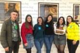 Със специална торта и интересно математическо преживяване в ПМГ – Гоце Делчев честваха рожден ден на числото Пи