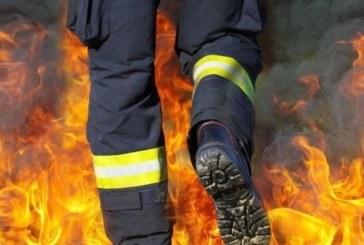 Огнеборците на крак! Апартамен се запали в Сандански