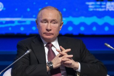 Путин пусна цяла Русия в отпуска следващата седмица