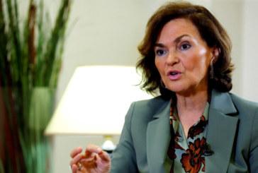 Вицепремиерът на Испания е заразена с коронавирус