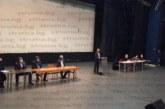 Започна извънредната сесия на ОбС-Благоевград, всички съветници с маски
