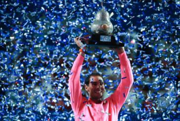 Надал спечели за трети път турнира в Акапулко