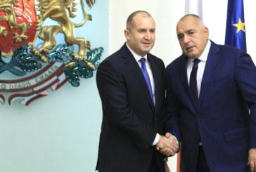 Борисов и Радев на спешна среща заради коронавируса