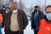 Премиерът Борисов провери новия водопровод на Перник
