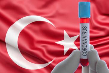 1196 нови заразени с коронавирус за денонощие в Турция