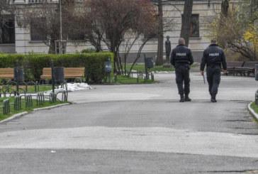 Полицаи съставят актове от 5 000 лева за разходка в София