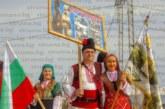 """Сурвакарите на село Крупник с купа от кукерския карнавал """"Сирница 2020"""" в община Челопеч"""