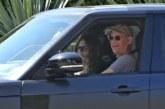 Том Ханкс и съпругата му се завърнаха в Лос Анджелис