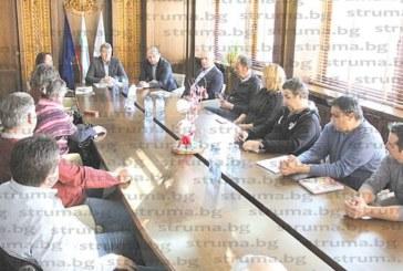 Екипът на кмета Ив. Кадев с мерки за подобряване инфраструктурата в промишлените зони Рупчовец и Забиница