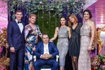 Фамозната неврокопска бизнесдама Дафина Зортева превърна 50-г. си юбилей в прет-а-порте