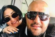 Софи Маринова празнува годишнина напук на развода си