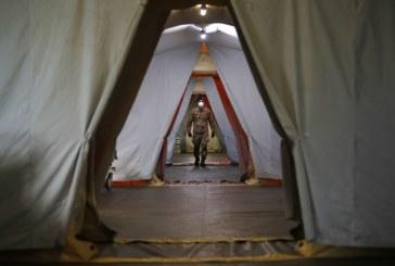 Транспортират с военни самолети болни от Италия в Германия