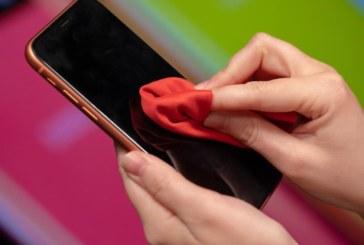 Сапун за мобилни телефони срещу разпространението на коронавирус